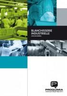 Catalogue Blanchisserie Industrielle