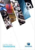 Catálogo Transporte e Manutenção