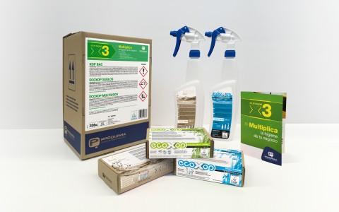Kit Higiene X3