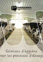 Solutions d' hygiene pour les processus d'élevage