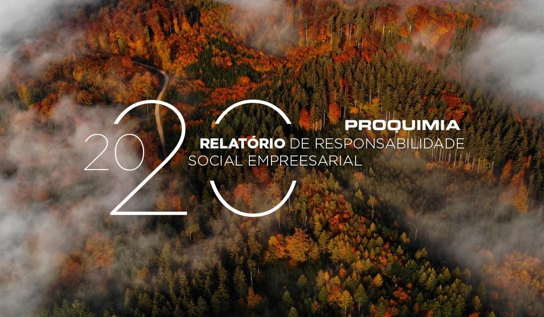 Relatório de Responsabilidade Social Empresarial 2020